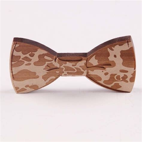 Handmade Mens Gifts - fashion handmade wooden bow tie mens gifts wedding wood
