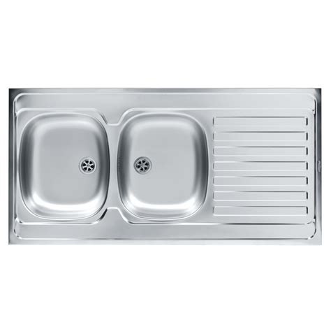 Evier Inox A Poser by Evier Inox 224 Poser 120 Cadre Bois Nord Inox