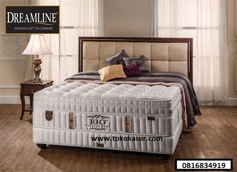 Airland 888 180x200 Komplit Set dreamline toko kasur bed murah simpati furniture
