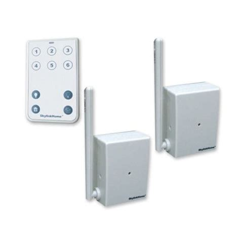 wireless light switch kit skylink connected home security starter kit smarthome
