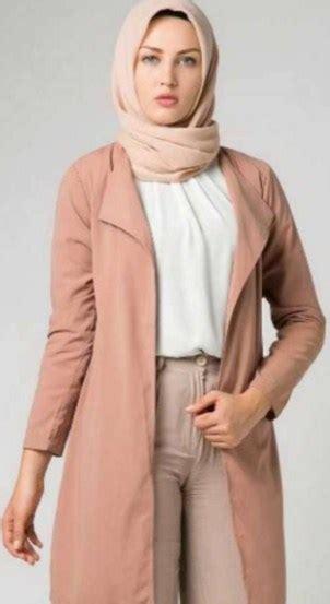 Baju Wanita Karir Berjilbab terbaru model baju kerja untuk pria wanita style remaja