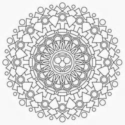 mandala coloring pages pdf printable coloring pages