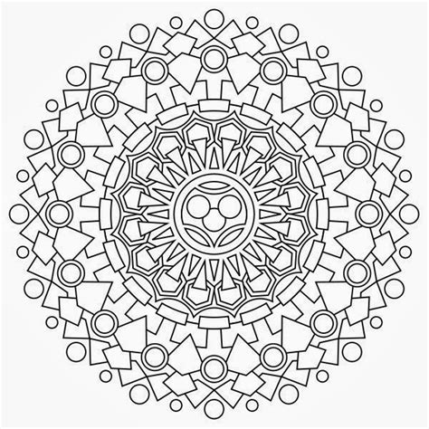 free mandala coloring pages for adults pdf printable coloring pages