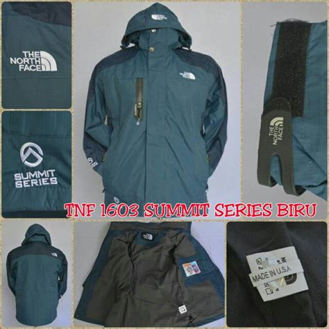 Jaket Gunung The Face1601 Summit Series Berkualitas jual jaket gunung outdoor the 1603 summit