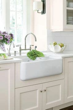 glass cabinet doors kitchen farmhouse with apron sink inside a kitchen where the stove is the star bar sinks