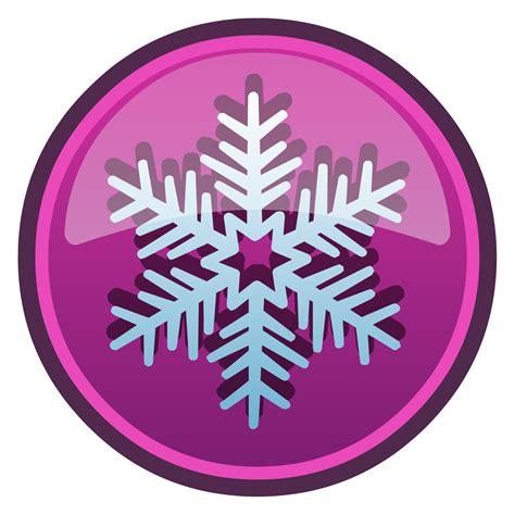 imagen interfaz de copos de nieve icono png club
