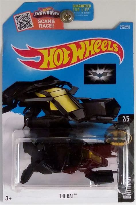 Hotwheels Wheels Hw Retro The Bat the bat 2016 hw batman series 2 5