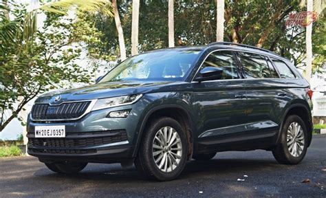 skoda kodiaq price skoda kodiaq launch date price features engines