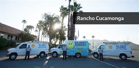 Rancho Cucamonga Plumber   Big John's Plumbing & Drain Cleaning Services