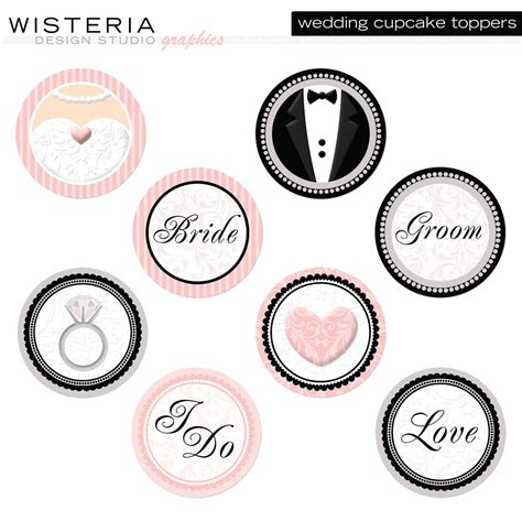 printable cupcake toppers cake ideas and designs
