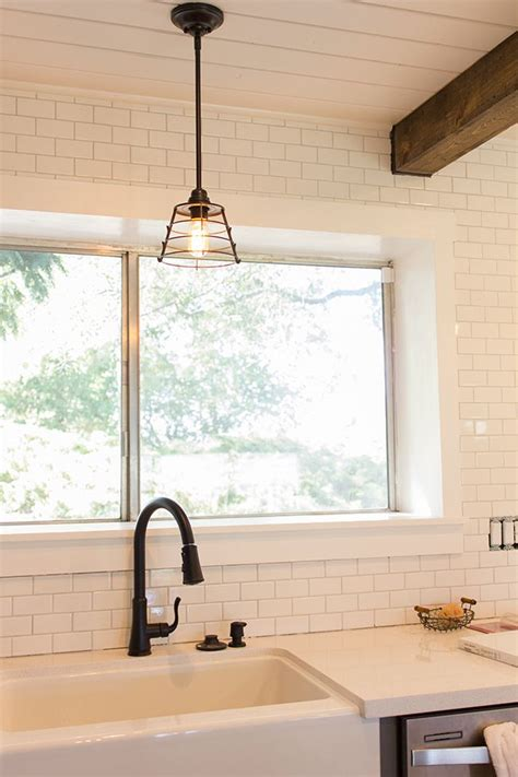 white subway tile backsplash the contractor chronicles white subway tile with light gray grout kitchen