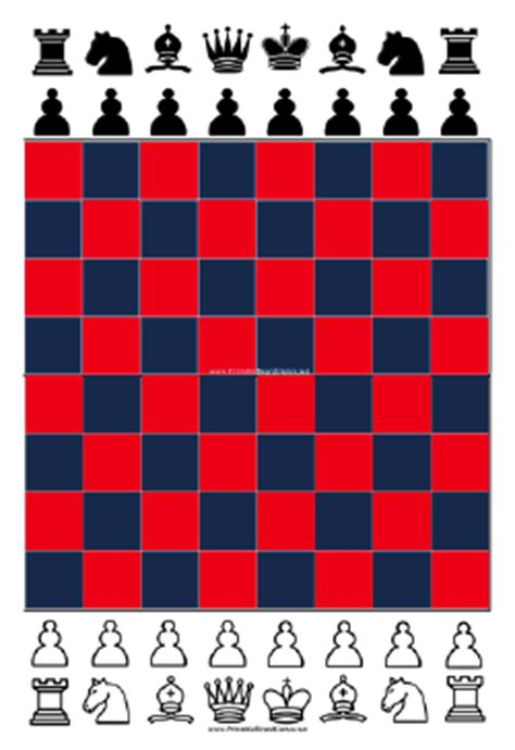 free printable board game pieces printable chess board