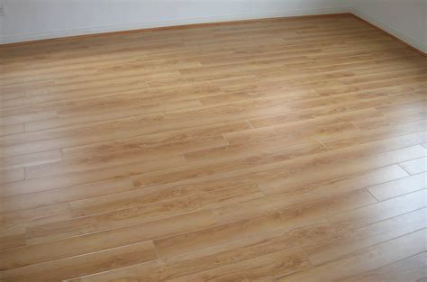 laminate or wood flooring 301 moved permanently
