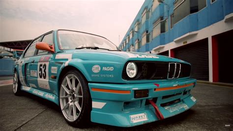 bmw modified this man won over 120 races with his modified bmw e30 316i