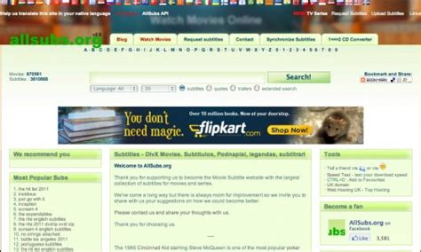 best subtitles website 9 great websites to subtitles for or tv