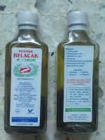 Minyak Lintah Sebotol pum zakar dan minyak belacak asli