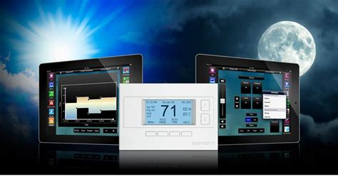savant introduces sst w100 wifi enabled thermostat