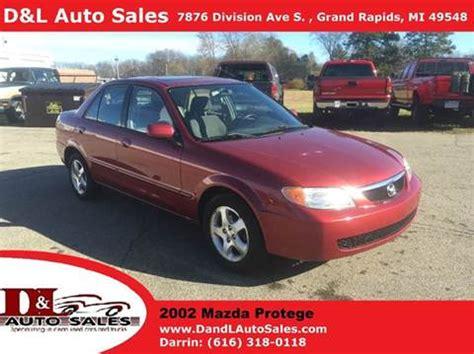 Auto Upholstery Grand Rapids Mi by Mazda Protege For Sale In Michigan Carsforsale