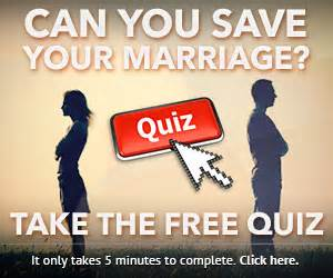 Marriage savers test