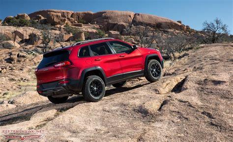 Jeep Trail Hawk 2014 Jeep Trailhawk 4x4 Review