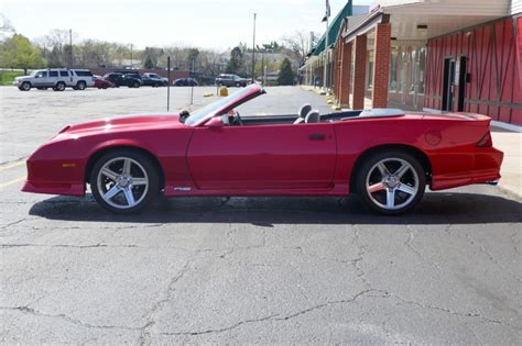 1992 camaro rs convertible 1992 chevrolet camaro rs convertible with new paint
