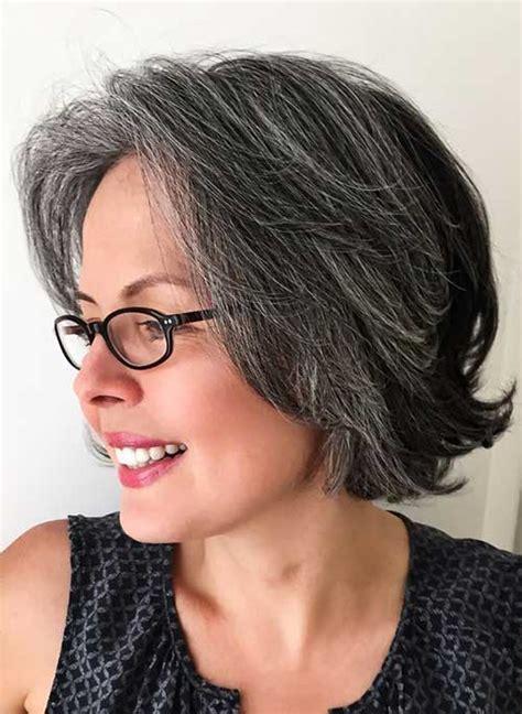 Blickfang Bob Frisuren für Ältere Frauen   Neue Frisur Stil