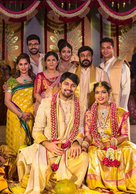 All Marriage Photos by Chiranjeevi S Srija S Wedding Reception Live