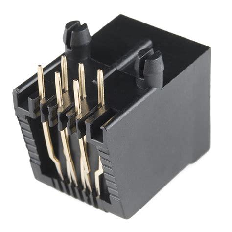 Pin Rj11 Konektor Telepon Diskon 1 conector rj11 cu 6 pini