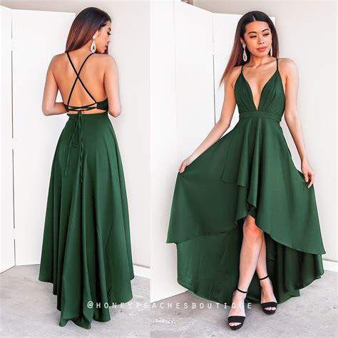 Ths Busana Muslimah Emeral Dress This Is Forever Dress Emerald Green Honey