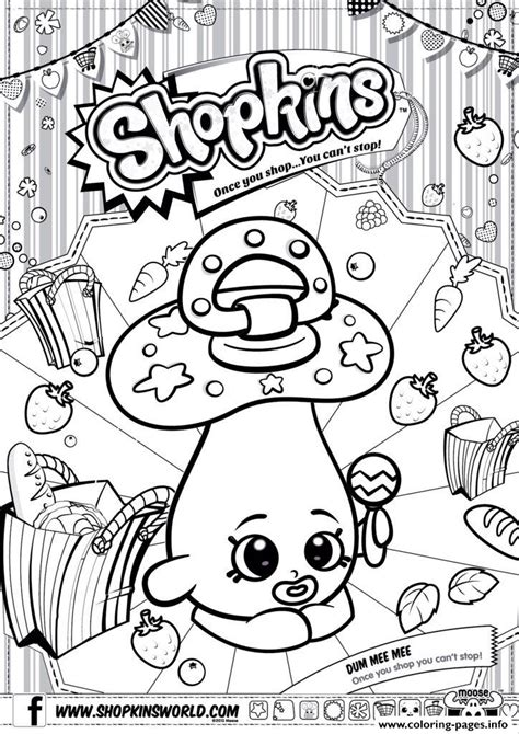 coloring pages season free coloring pages of shopkins c
