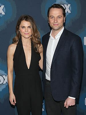 matthew rhys mom keri russell and matthew rhys welcome first child together