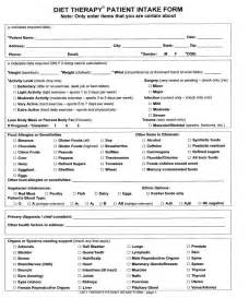 psychotherapy intake form template my healthy customer