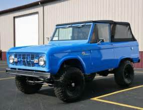 66 77 early ford bronco