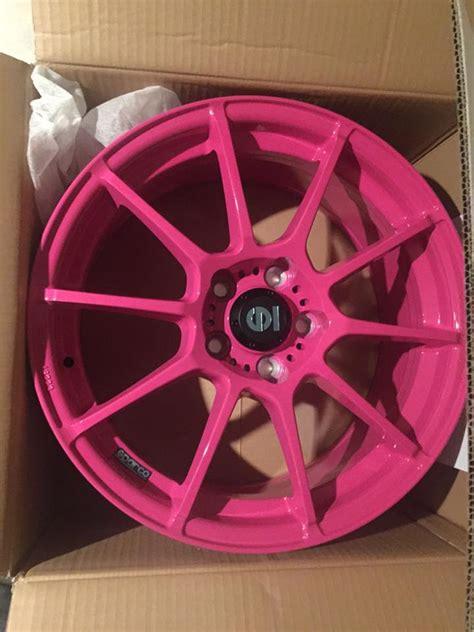 Pink Wheel by Pink Wheels