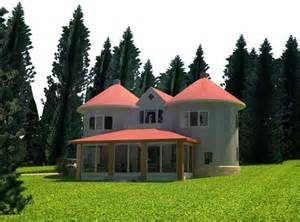 grain bin house plans sized just right home plan
