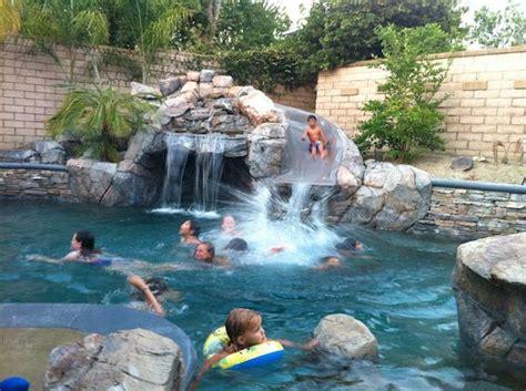 pools rocks and ten on ten on