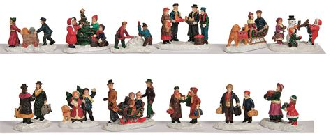 g wurm christmas houses lichthaus g wurm accessories winterdorf miniature figures 7 cm ebay