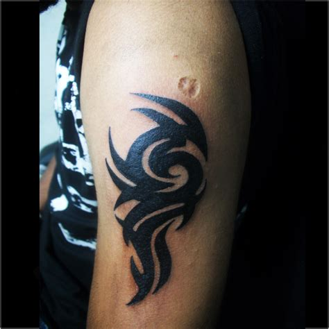 tribal tattoos with shading tribal designs best tribal tattoos black tribal
