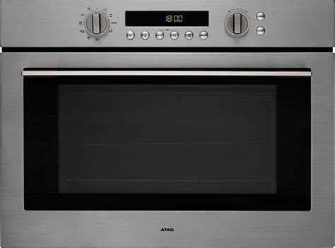 atag cx4411b atag cx4411b oven met magnetron rvs de schouw witgoed