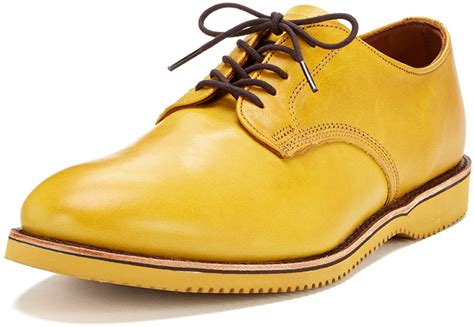 yellow oxford shoes walk leather oxford where to buy how to wear