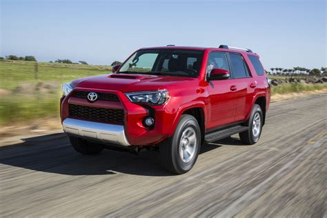 toyota 4runner 2015 toyota 4runner trail is the perfect tailgating truck