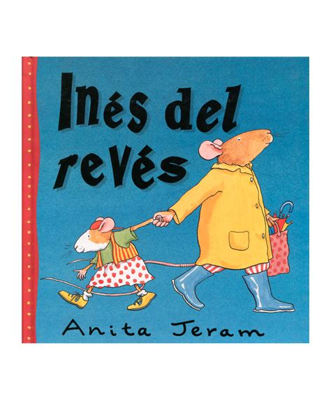 libro ines del reves cuentos infantiles stylelovely
