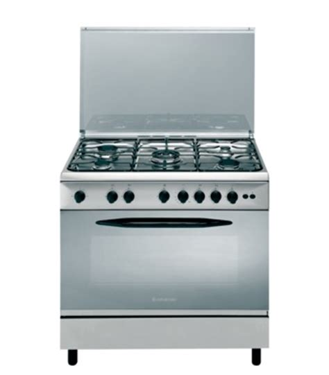 Oven Ariston Gas ariston c081 c08 sg1 x cn5sg1 x ex 5 gas professional cooker stainless steel hotpoint co ke