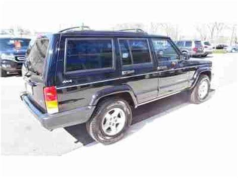 1999 Jeep Sport Mpg Find Used 1999 Jeep Sport 4wd 5 Speed Clean Low