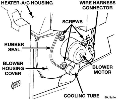 dodge ram 1500 blower motor resistor test blower motor i a ram 1500 5 9l 8 cyl i replaced