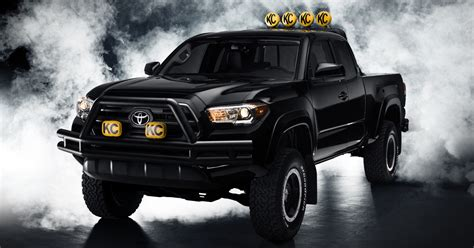 Toyota Tacoma Philippines Toyota Brings Marty Mcfly S Truck To The Future