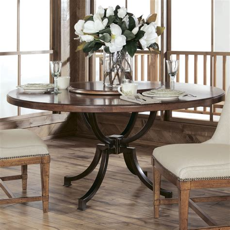 dining table rustic alder dining table