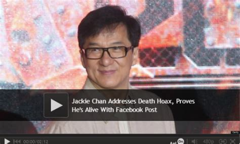 it helps to be the story of chan books jackie chan dead 2013 hoax rumors dispelled by