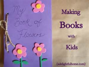 Easy Handmade Books - books with a delightful home