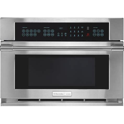 Microwave Electrolux e30mo75hps electrolux icon professional 1 5 cu ft 900w